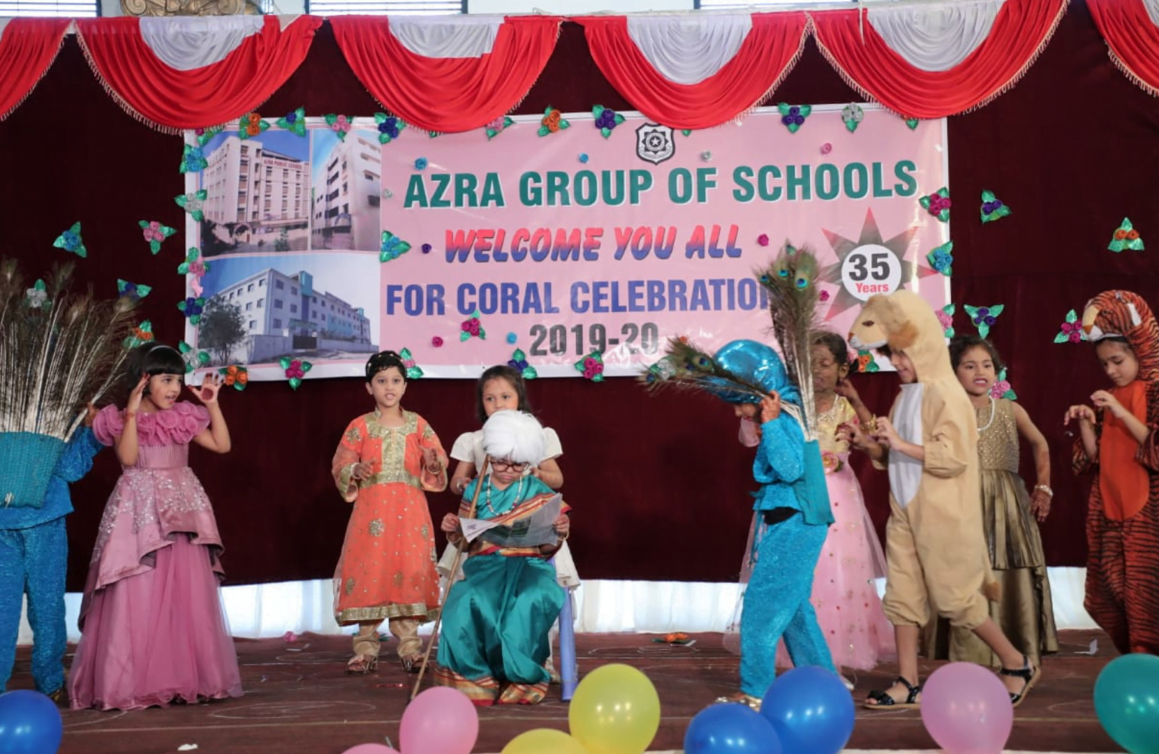 Coral Celebrations Azra Group of Schools 6