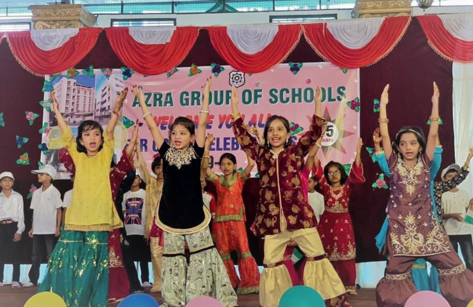 Coral Celebrations Azra Group of Schools 8
